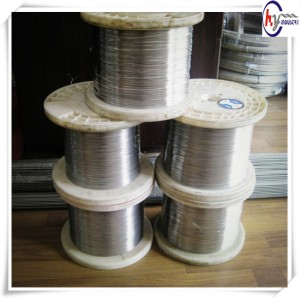Heat Resistant Wire CuNi1 Cooper alloy wire