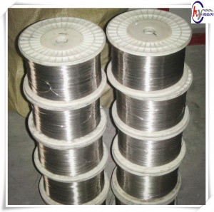Heat Resistant Wire Cr20Ni35 Nichrome alloy wire