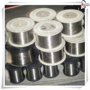 Heat Resistant Wire 6J40 CuNi40 Cooper alloy wire