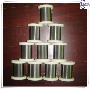 Heat Resistant Wire CuMn3 Cooper alloy wire
