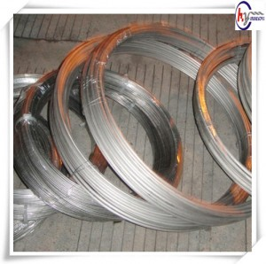Heat Resistant Wire 0Cr27Al7Mo2 Fe-Cr-Al Alloy wire